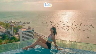 Photo of Đến Rooftop Bar Breeze ngắm hoàng hôn Vũng Tàu siêu đẹp
