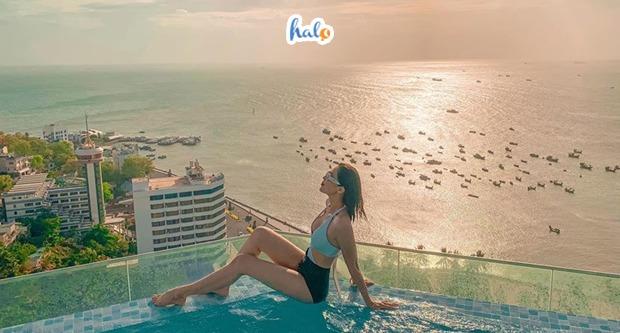 Photo of Check in Rooftop Bar Breeze, nơi ngắm hoàng hôn trên cao 'sang chảnh' nhất Vũng Tàu