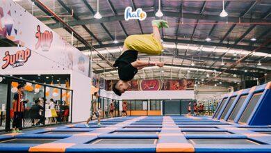 Photo of Wow! Chỉ 35k chơi full Combo các trò chơi cực vui ở list khu trung tâm giải trí bạt nhún Jump Arena