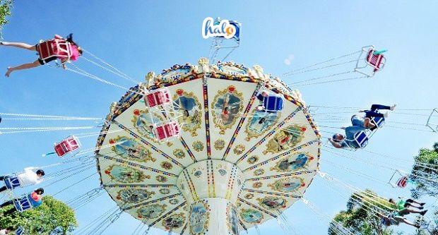 Photo of Khám phá VinWonders Hà Nội: Công viên chủ đề lớn nhất miền Bắc