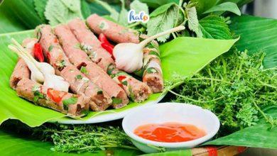 Photo of Thử ngay món ăn trứ danh xứ Thanh, nem chua Thanh Hóa