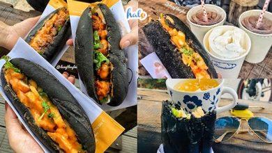 Photo of Xuất hiện bánh mì đen tuyền được lấy cảm hứng từ than Quảng Ninh gây sốt mạng xã hội