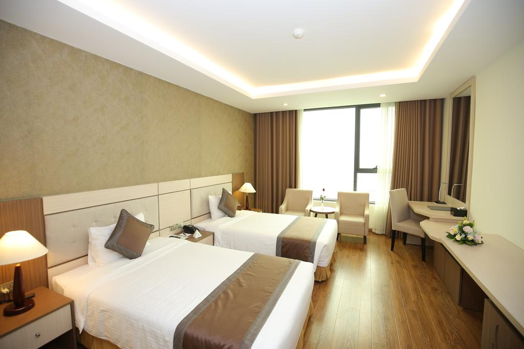 muong thanh grand hotel