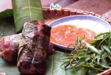 Photo of Lịm tim trước món nem nướng Thanh Hóa 'ngon xoắn lưỡi'