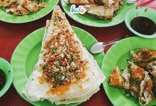 Photo of 'Đập tan cơn thèm' với 7 Quán bánh tráng kẹp Đà Nẵng ngon nức tiếng gần xa