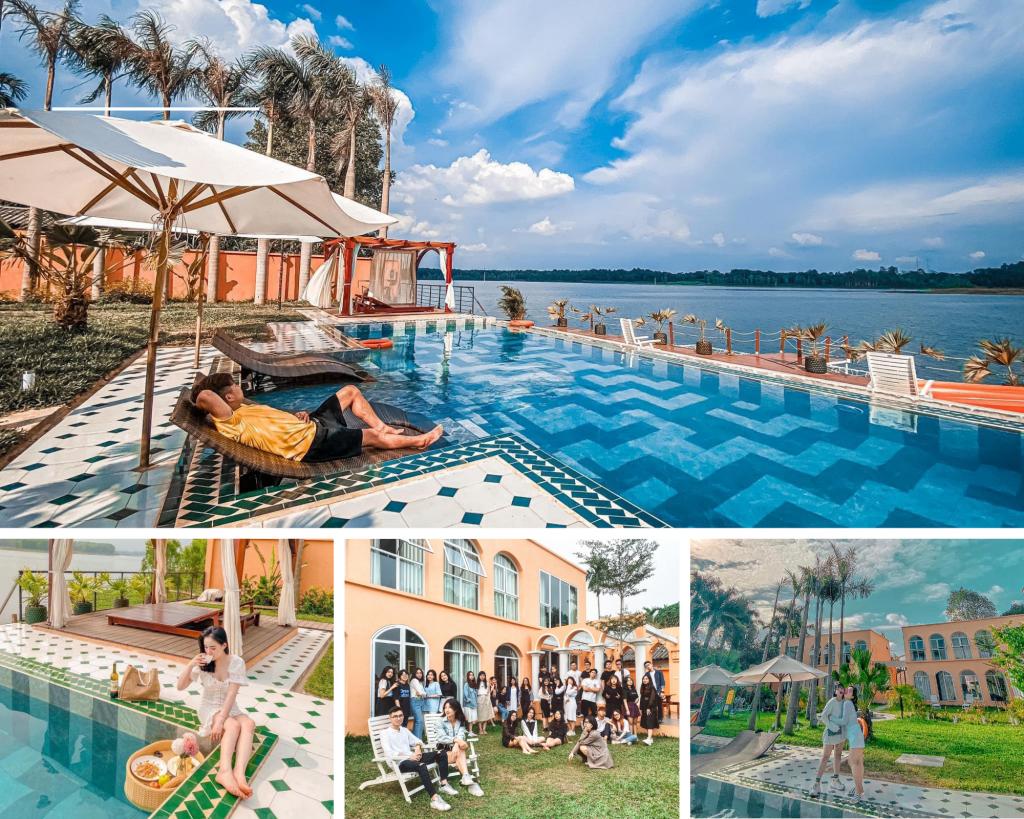 1001 lakeside villa