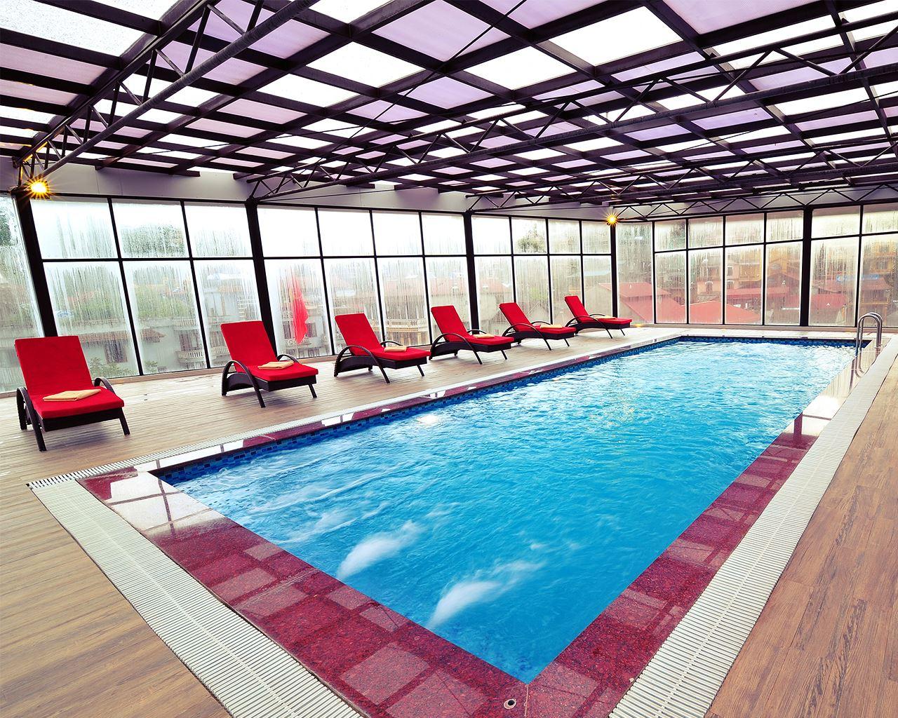 be boi bon mua Amazing Hotel Sapa
