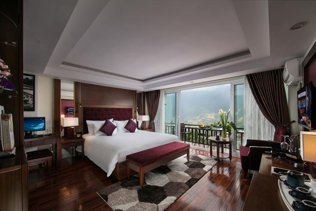 Sapa Horizon Hotel spa