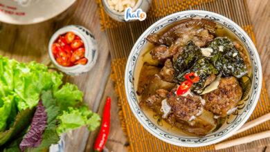 Photo of Top 8 quán Bún chả Hà Nội truyền thống ngon nức tiếng 'ăn là mê'