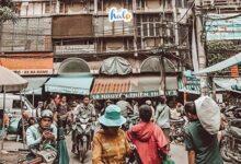 Photo of Cuối tuần rủ hội bạn thân oanh tạc tại chợ Đồng Xuân Hà Nội