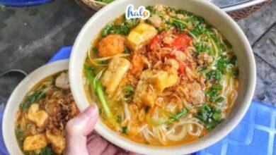 Photo of Truy lùng 11 quán bún riêu cua Hà Nội ngon ngất ngây