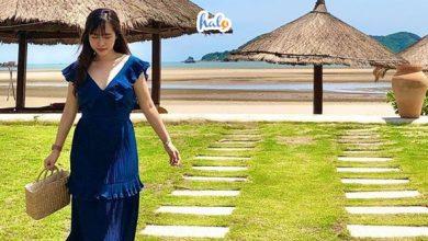 Photo of Resort 5 sao Cửa Lò cho background chụp ảnh siêu sang chảnh