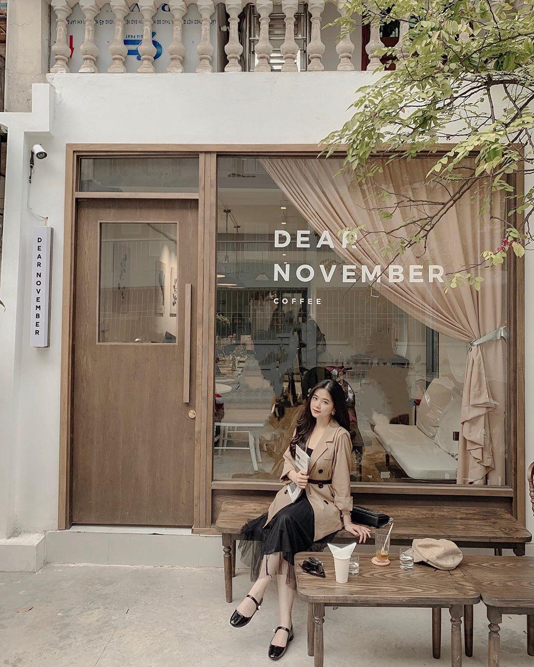 dear november