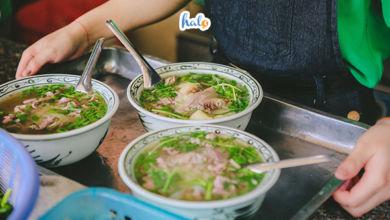 """Photo of Xì xụp """"quất cạn đáy bát"""" Top 7 quán Phở Hà Nội ngon nức tiếng"""