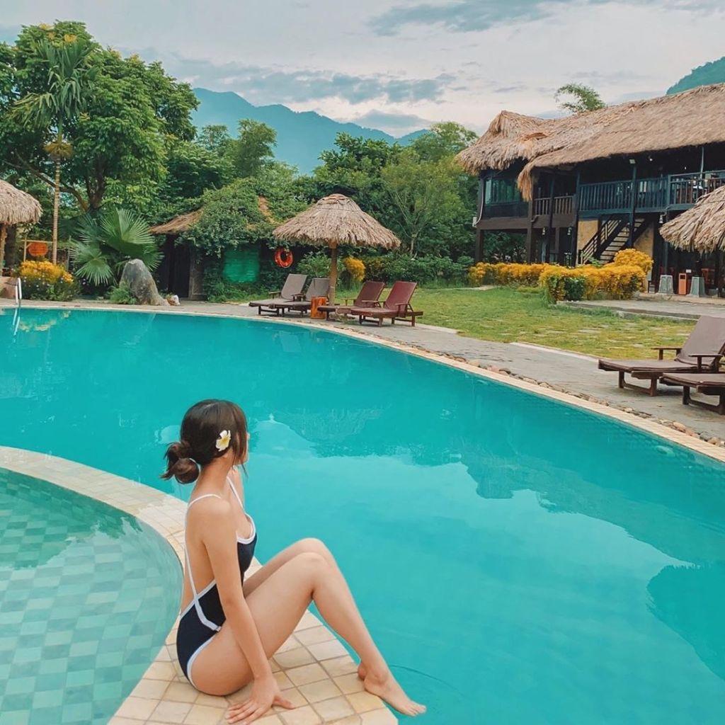 Top 9 Resort Hòa Bình Làm 'Đổ Gục' Các Tín Đồ Sống Ảo - Halo Travel