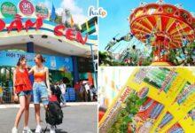 Photo of Note gấp Kinh nghiệm du lịch Đầm Sen Park tự túc 2020 mới nhất