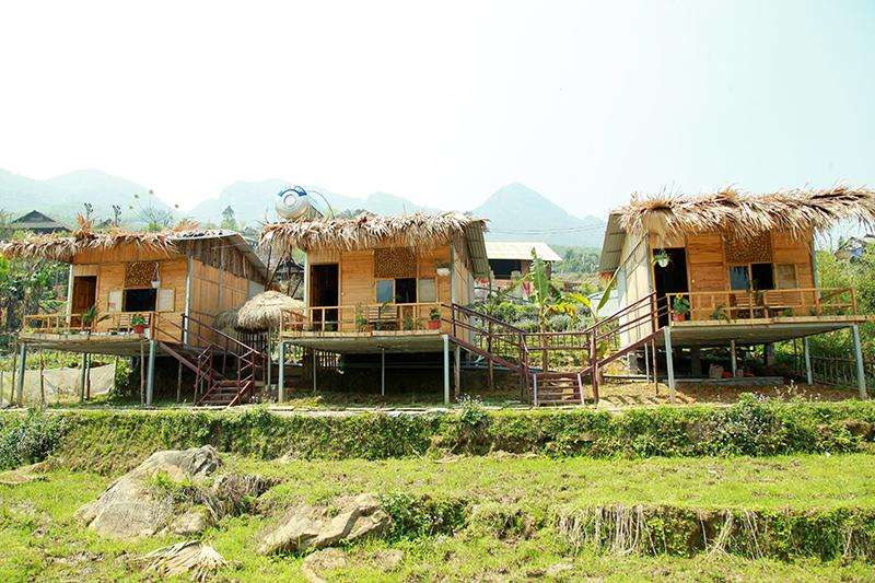 tribal local house sapa