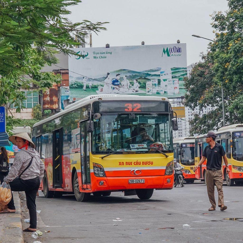 xe bus ha noi