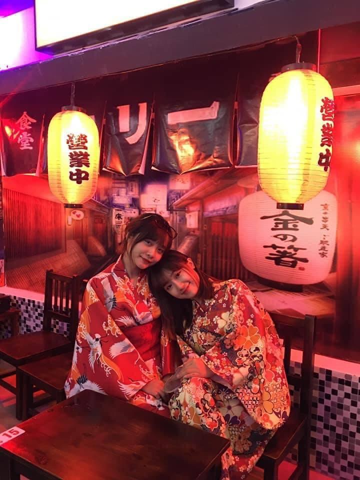 mac kimono pho kabuki