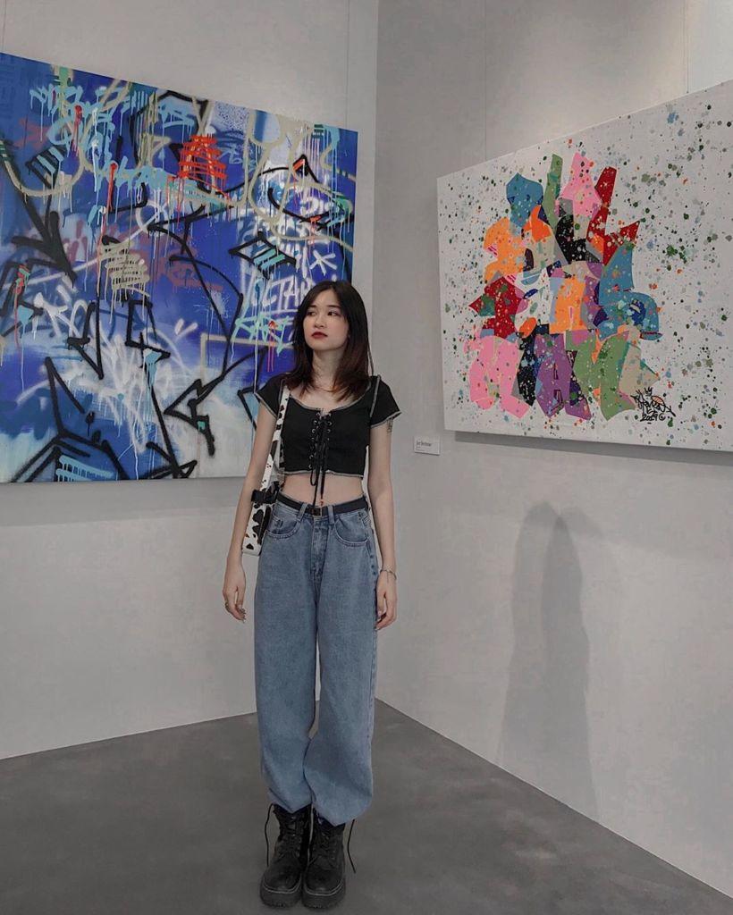 trien lam Cyril Kongo Hanoi Gallery