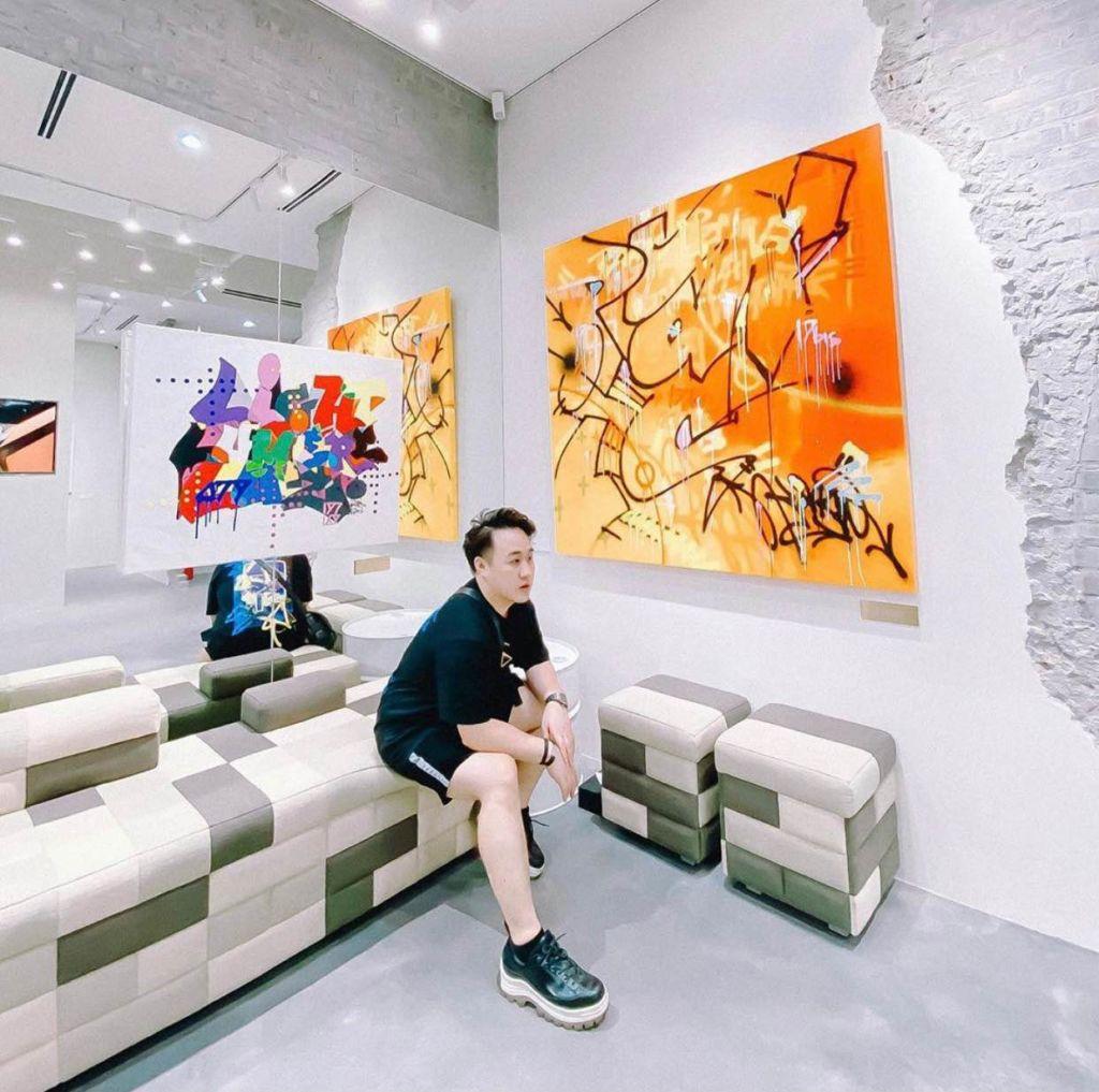 trien lam Cyril Kongo Hanoi Gallery 3