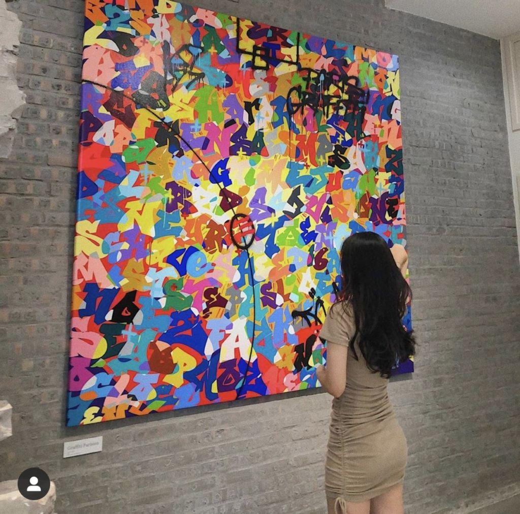 trien lam Cyril Kongo Hanoi Gallery 6