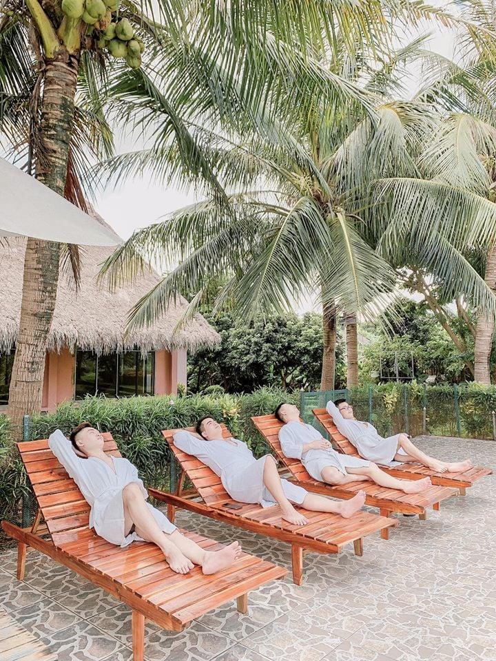 Cúc Phương Resort & Spa 1