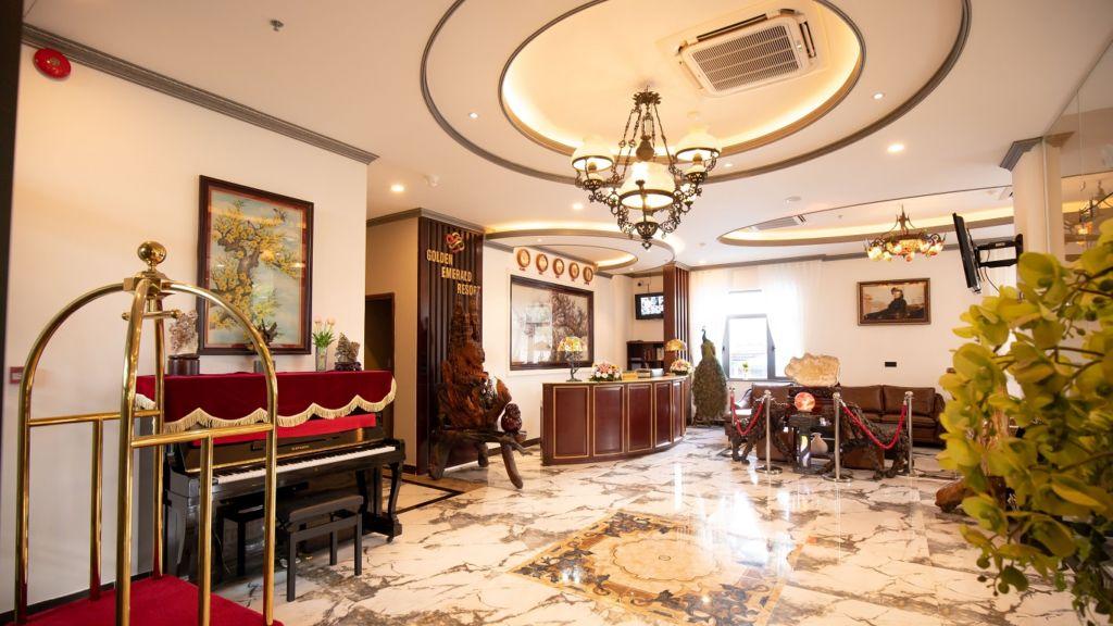 Golden Emerald Resort cu chi 9