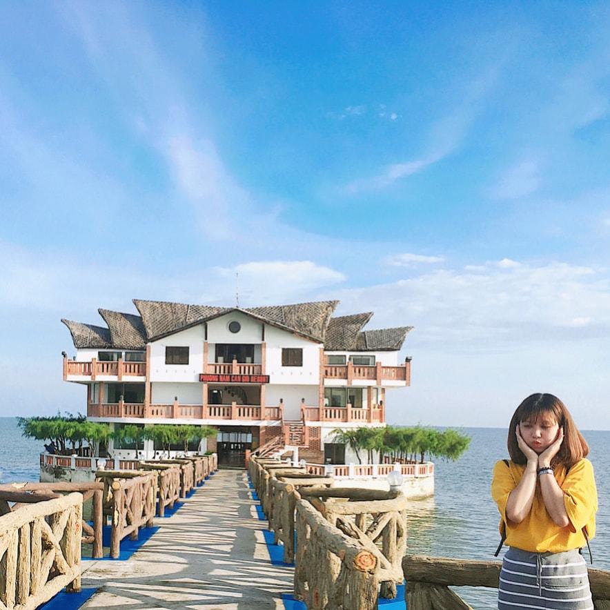 Khu du lịch sinh thái biển Phương Nam 11