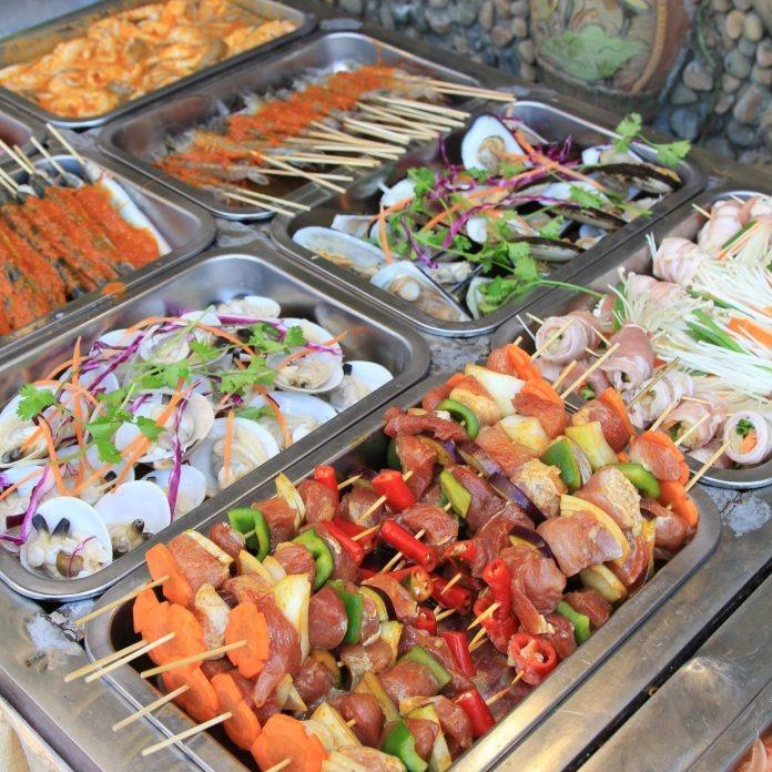 buffet binh thanh