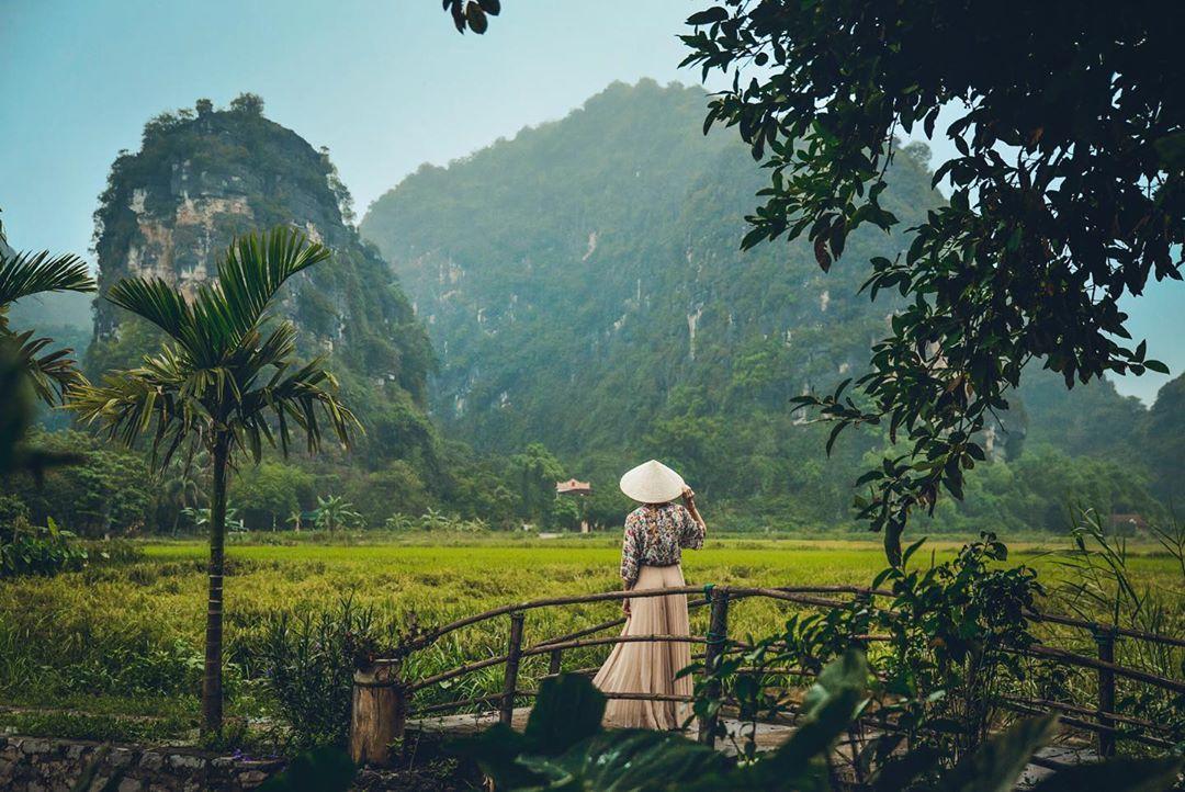 Tam Coc Garden Resort corsicaroundtheworld