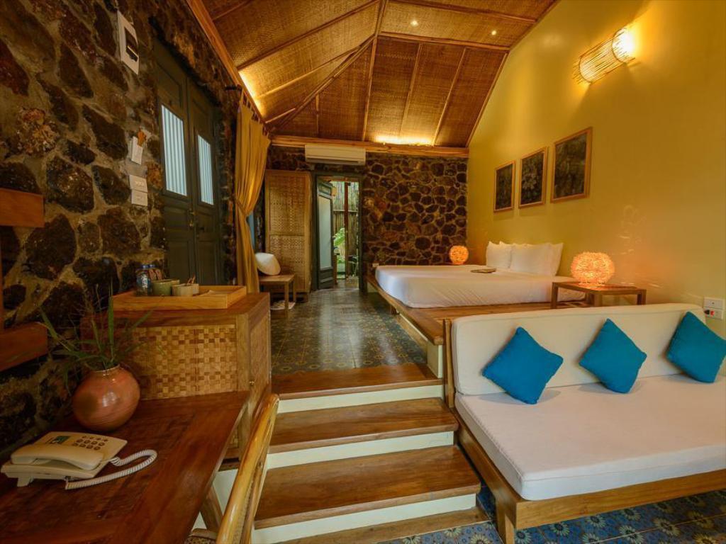 Tam Coc Garden Resort dat phong