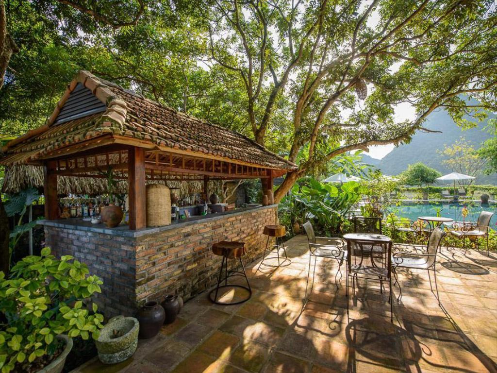 Tam Coc Garden Resort gioi thieu