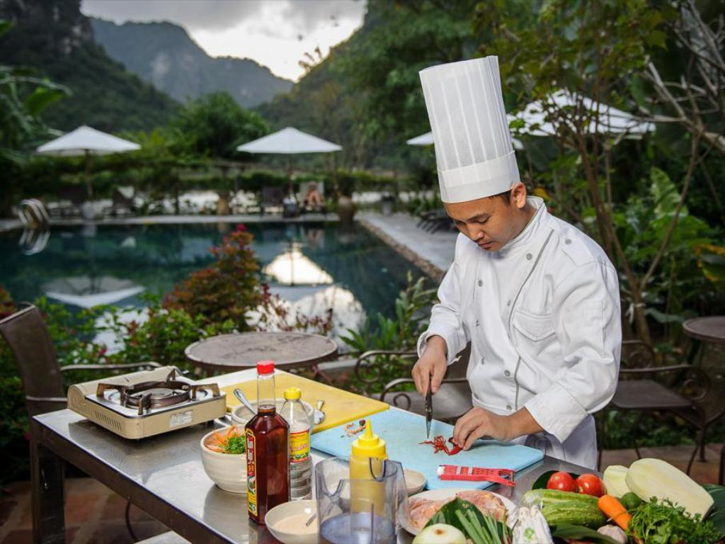 Tam Coc Garden Resort nau an
