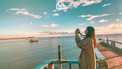 Photo of Du hí cùng hội bạn thân tại Biển Tân Thành Tiền Giang