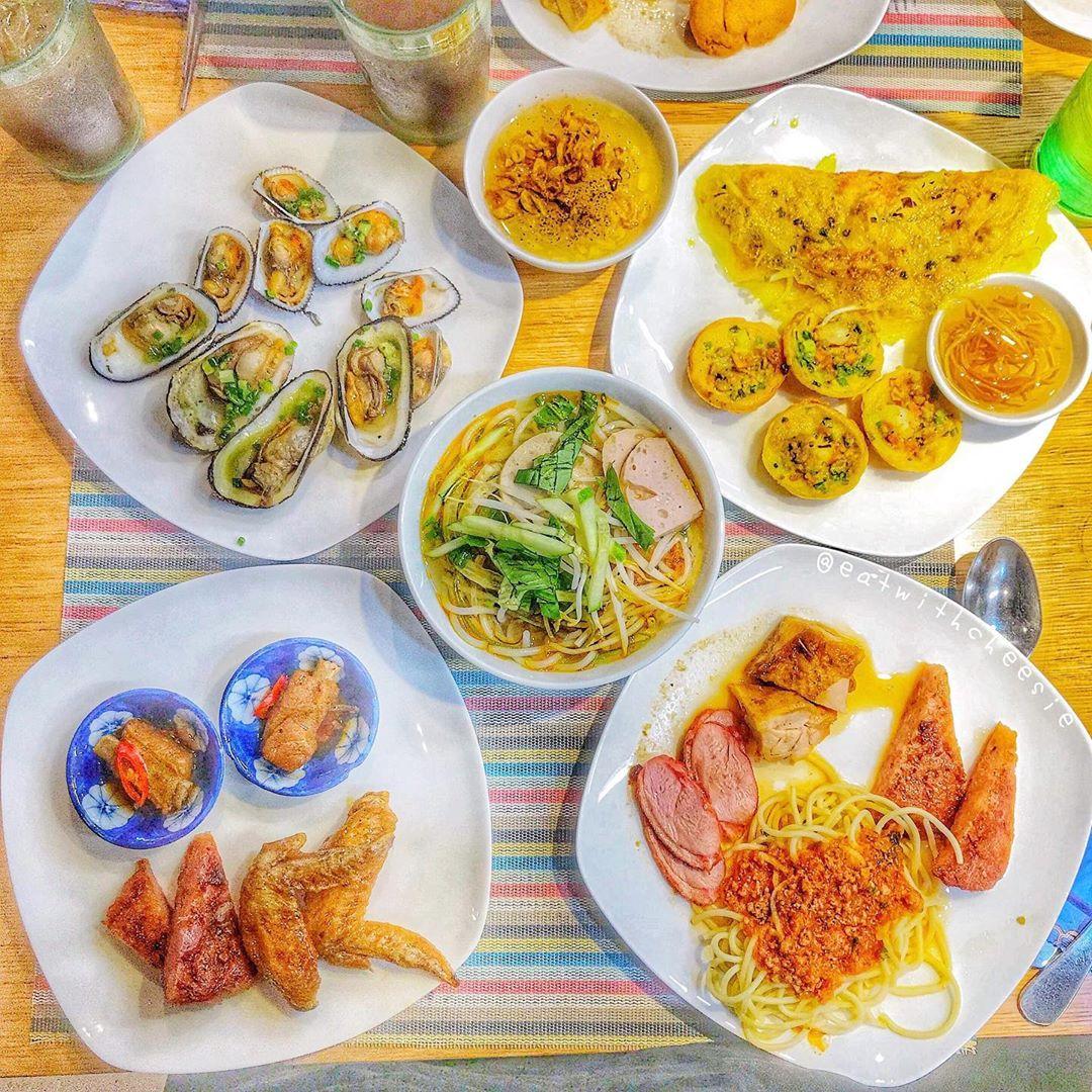 buffet hoang yen su van hanh buffet quan 10