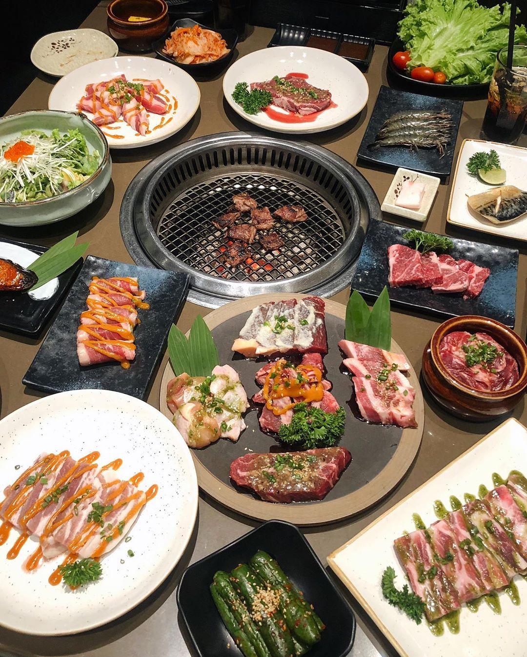 buffet nuong sumo bbq su van hanh