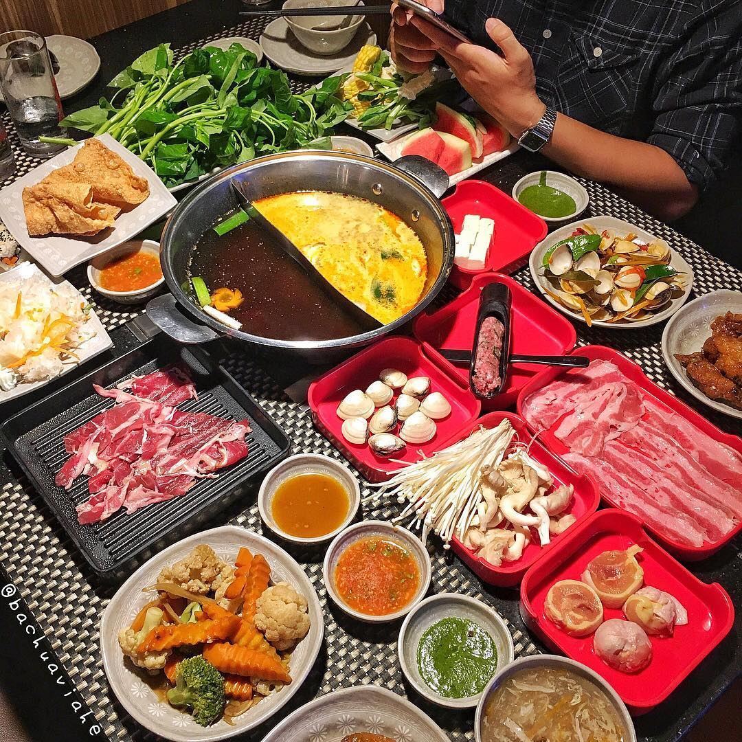buffet quan 3