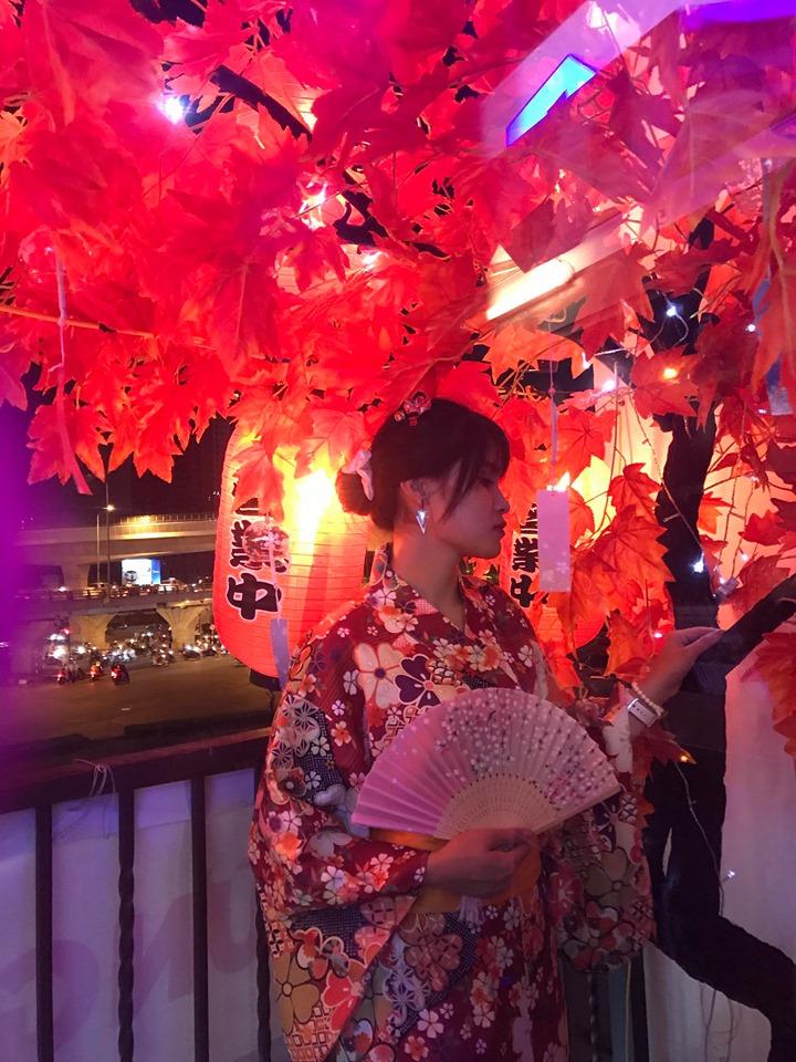 pho kabuki phong cach nhat ban
