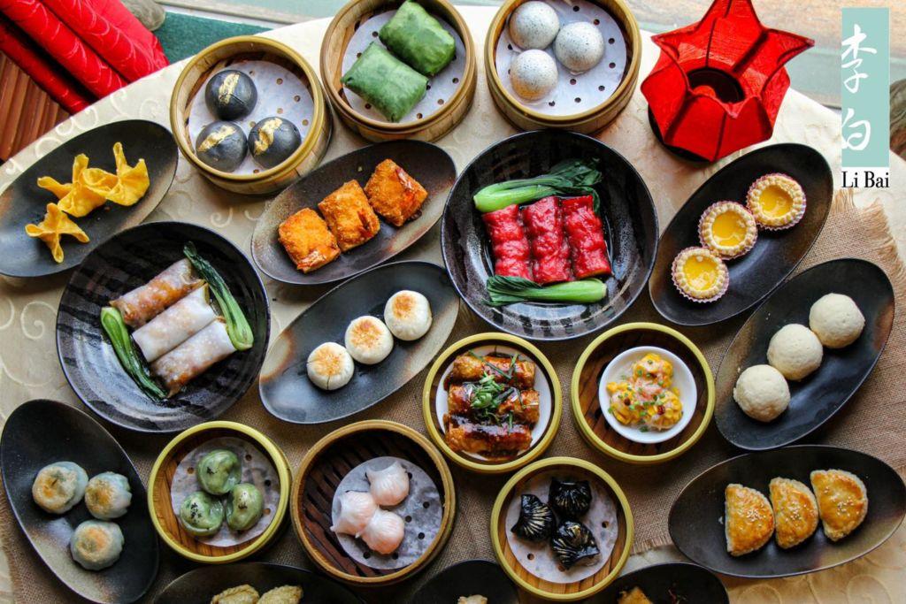 buffet dimsum sheraton restaurant