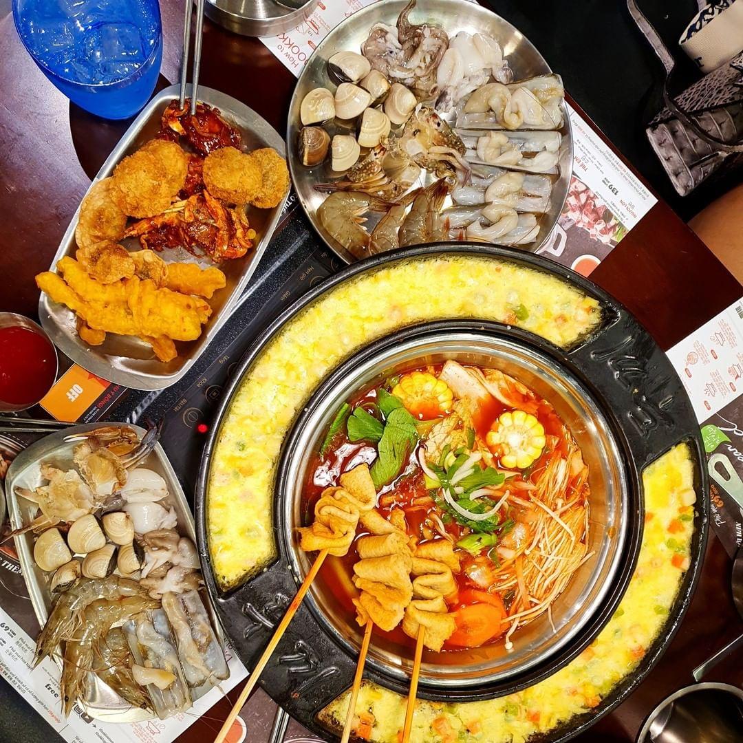 dokkii vietnam van thanh mall buffet quan 10