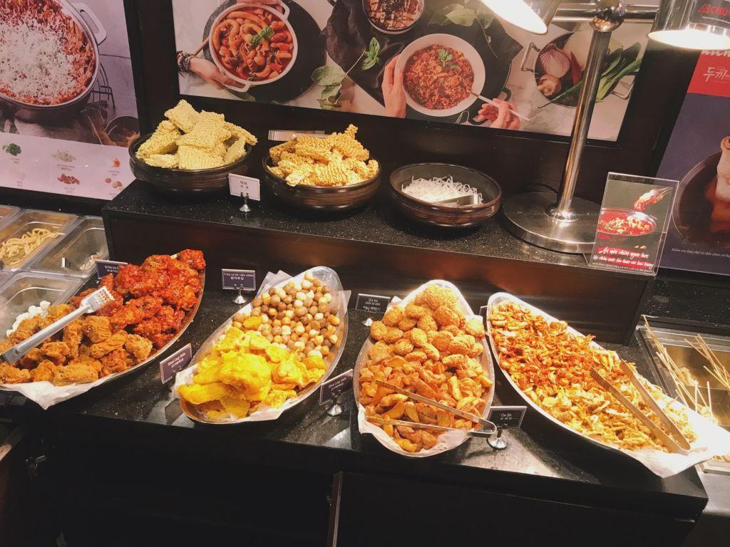 buffet sai gon