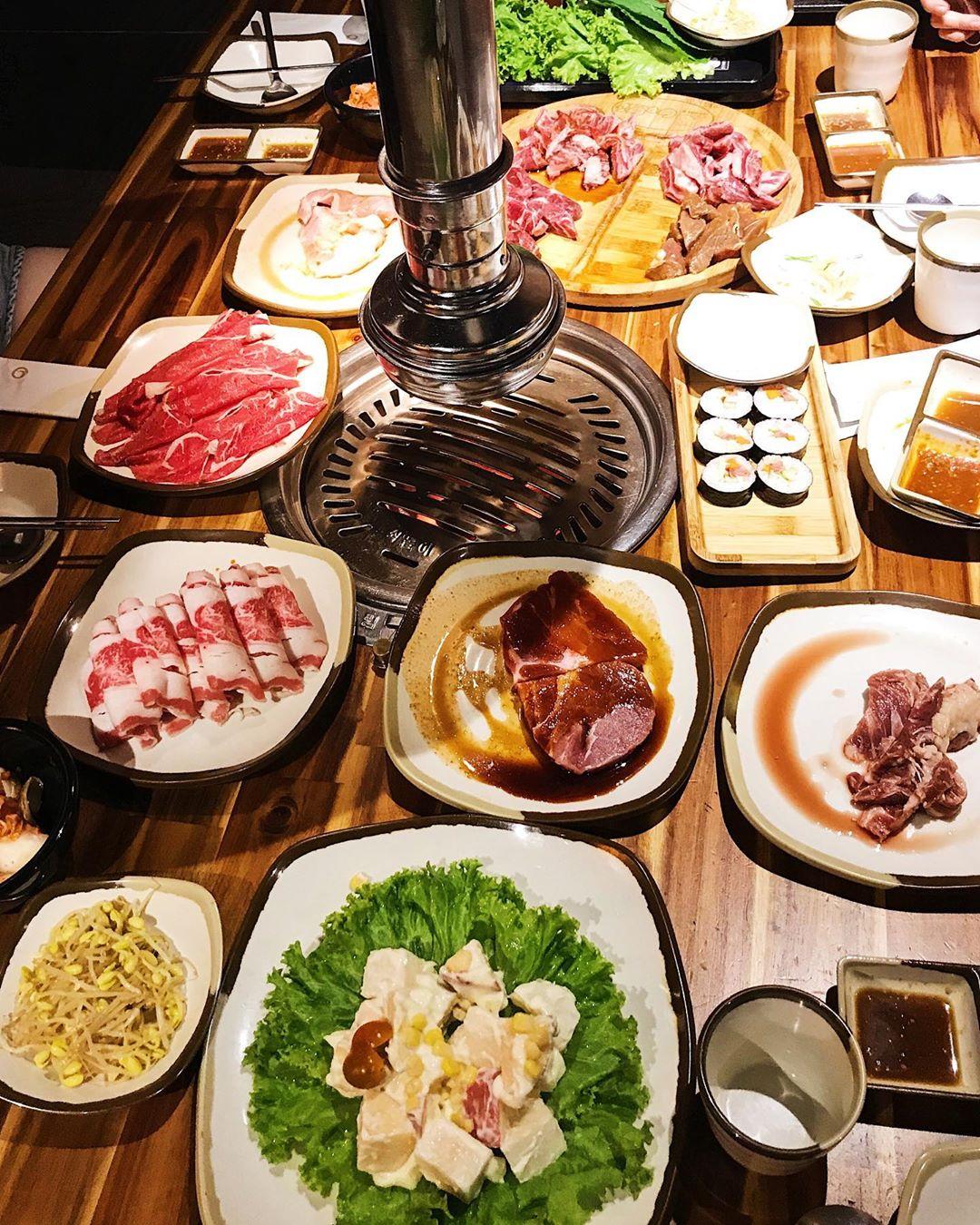 buffet thu duc gogi house