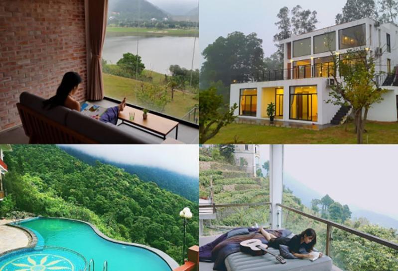golf view villa