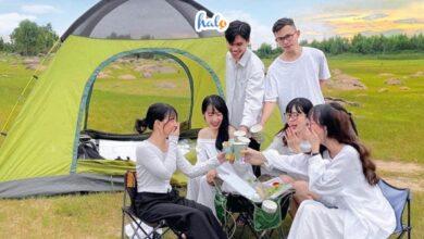 Photo of Phát hiện tọa độ cắm trại ở Hồ Dầu Tiếng bao đẹp, bao chill