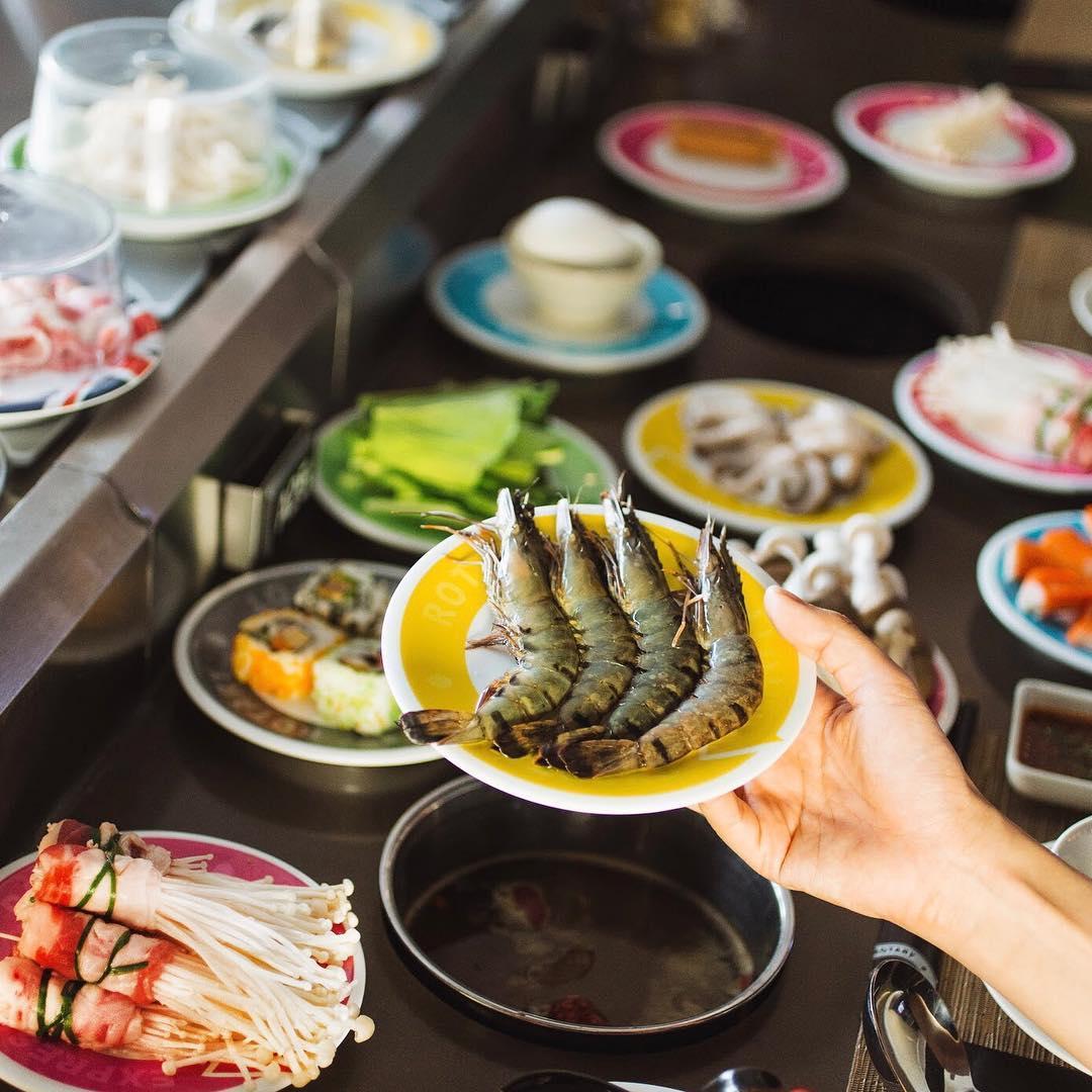 kichikichi lau bang chuyen buffet quan 10