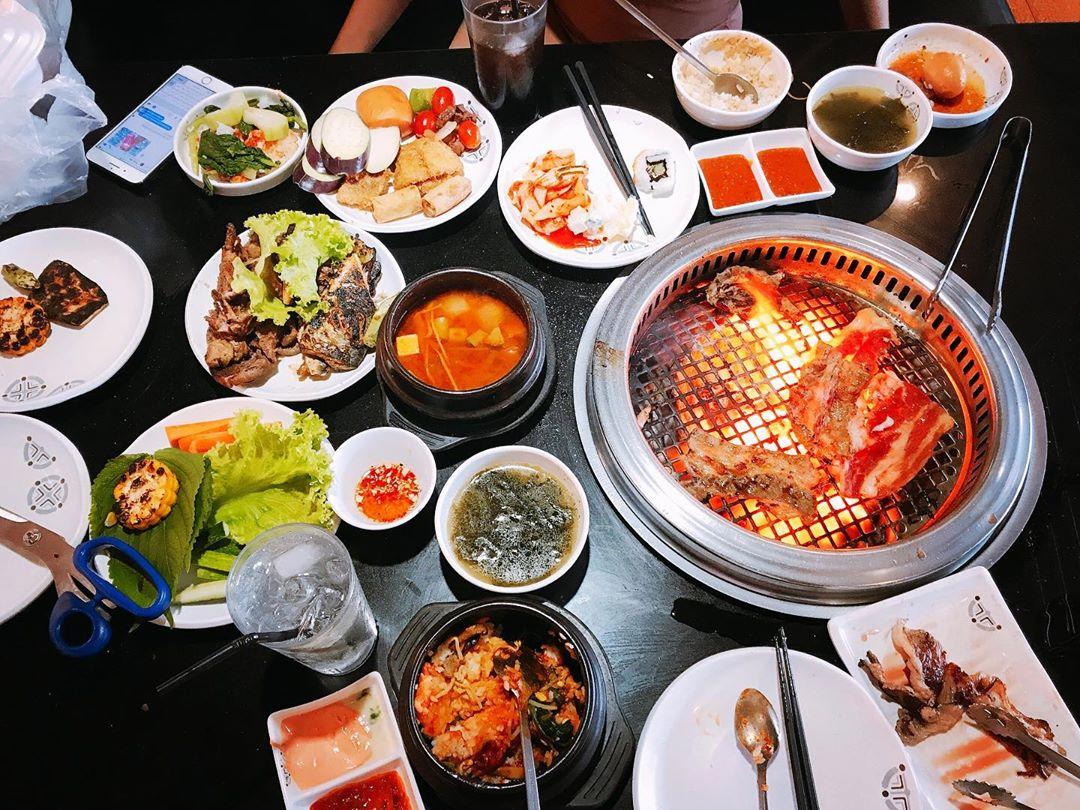 buffet lau nuong thu duc