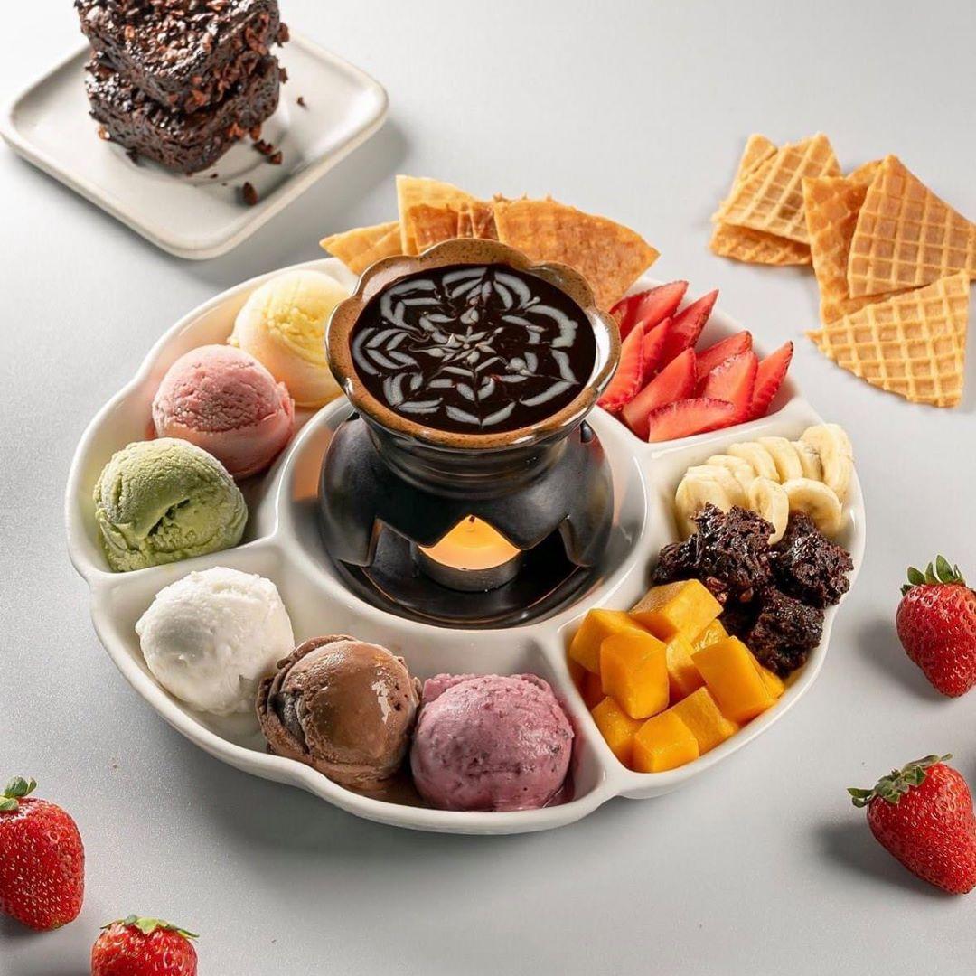snowee gelato lau kem tphcm