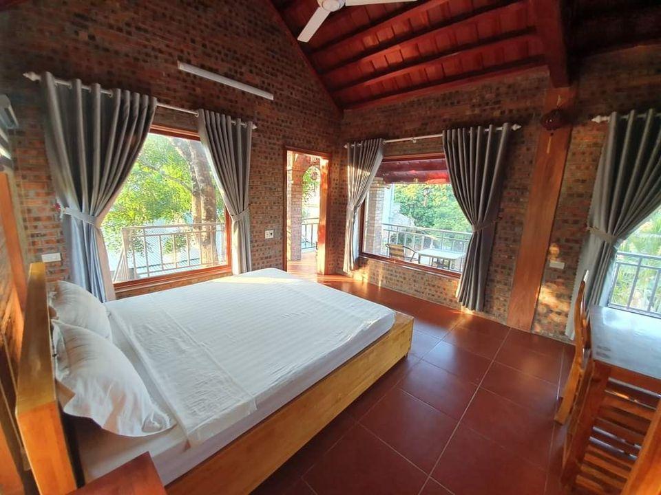 nghi ngoi tai Ninh Binh Mountain View Homestay