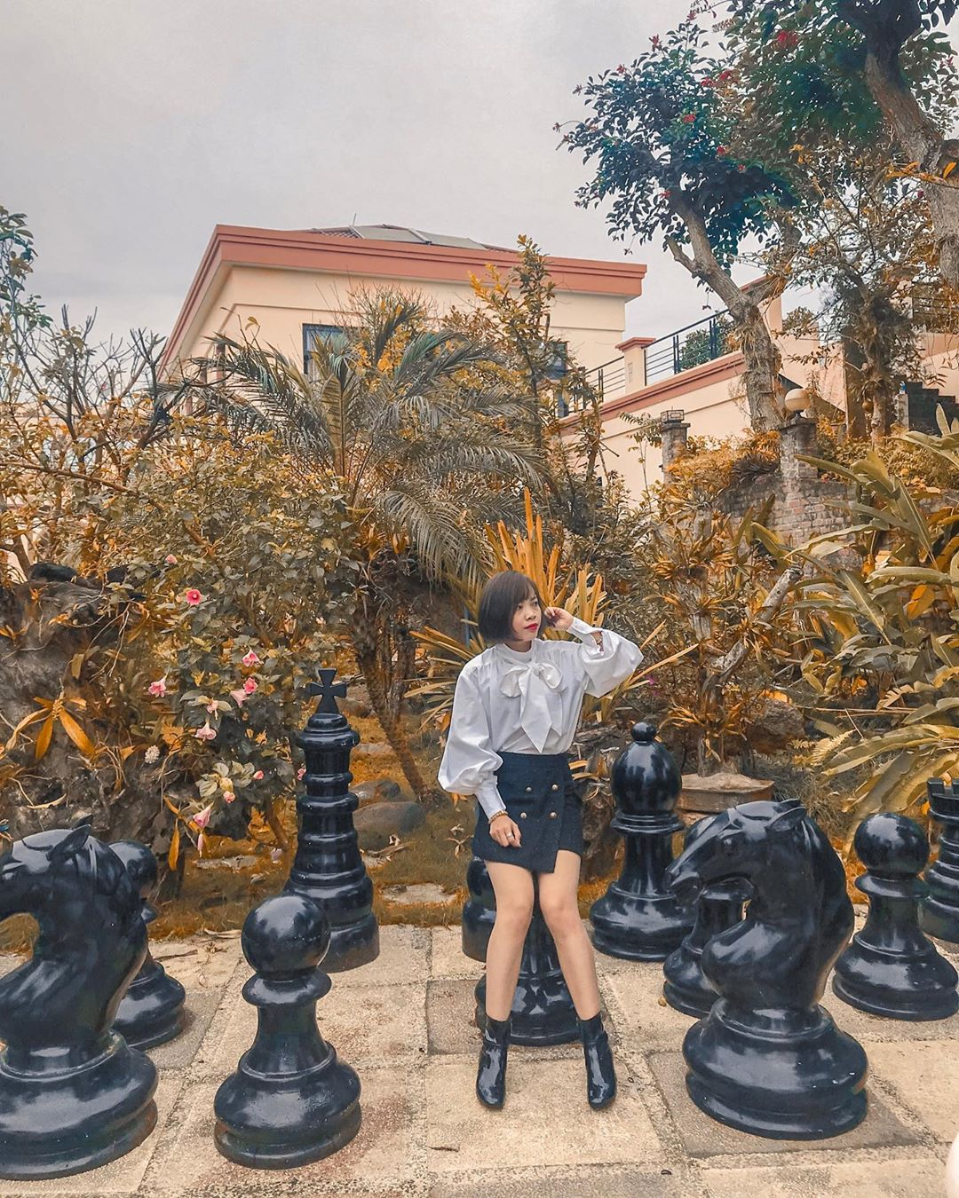 phuc gia villa bavi hanoi
